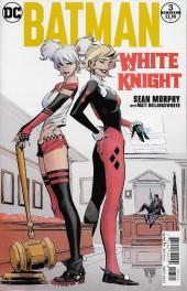 Batman: White Knight (2017) -3A- Issue 3