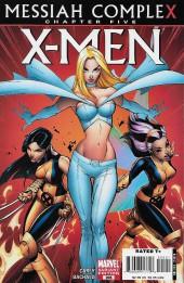 X-Men (1991) -205B- Messiah complex part 5