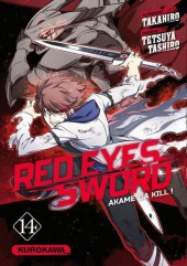 Red eyes sword - Akame ga Kill ! -14- Tome 14