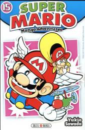 Super Mario - Manga Adventures -15- Tome 15