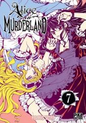 Alice in murderland -7- Tome 7