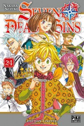 Seven Deadly Sins -24- Tome 24
