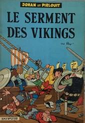 Johan et Pirlouit -5b64'- Le Serment des Vikings