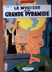 Blake et Mortimer -5TT- Le mystère de la grande pyramide - tome II