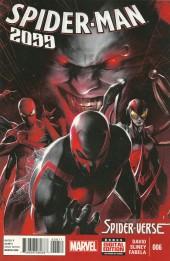 Spider-Man 2099 (2014) -6- Issue #6