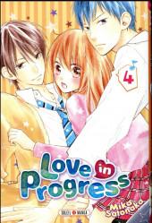 Love in Progress -4- Tome 4