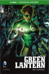 DC Comics - Le Meilleur des Super-Héros -Premium03- Green Lantern - Tome 3 - Blackest Night