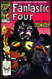 Fantastic Four (1961) -259- Three against Doomsday !