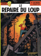 Lefranc -4d07- Le repaire du loup