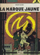 Blake et Mortimer (Les Aventures de) -6Télé Moust- La marque jaune