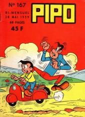 Pipo (Lug) -167- On tourne -2- Le satellite artificiel