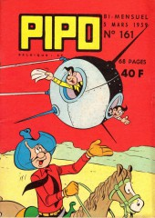 Pipo (Lug) -161- Le fou du roi -4- Armure à vapeur