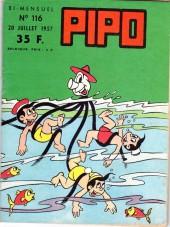Pipo (Lug) -116- Le navire fantôme