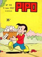 Pipo (Lug) -112- Les trains n'attendent pas les maharadjas