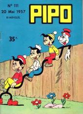 Pipo (Lug) -111- Le monstre du K.23 !