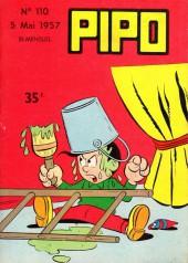 Pipo (Lug) -110- La charge des nez troués