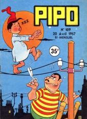 Pipo (Lug) -109- Bombardement sur Bombarde
