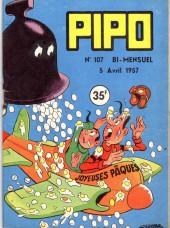 Pipo (Lug) -107- Le moteur à réaction