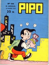 Pipo (Lug) -106- Les voleurs de violettes