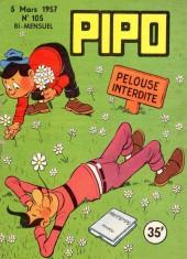Pipo (Lug) -105- Séraphin instituteur
