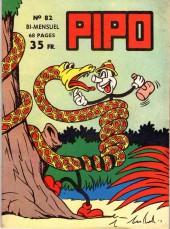 Pipo (Lug) -82- Le champignon chinois