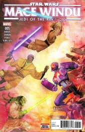 Star Wars: Jedi Of The Republic - Mace Windu (2017) -5- Book I, Part V : Mace Windu