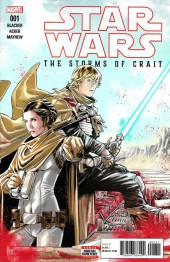 Star Wars: The Last Jedi - The Storms Of Crait (2017) -1- Storms Of Crait