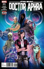 Star Wars: Doctor Aphra (2017) -15- Remastered Part II