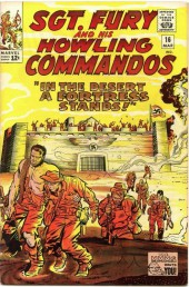 Sgt. Fury and his Howling Commandos (Marvel - 1963) -16-