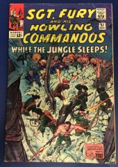 Sgt. Fury and his Howling Commandos (Marvel - 1963) -17-