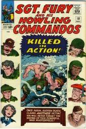 Sgt. Fury and his Howling Commandos (Marvel - 1963) -18-