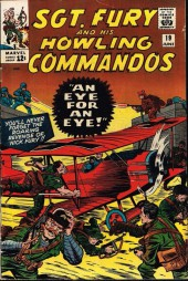 Sgt. Fury and his Howling Commandos (Marvel - 1963) -19-