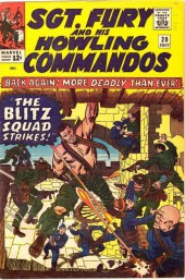 Sgt. Fury and his Howling Commandos (Marvel - 1963) -20-