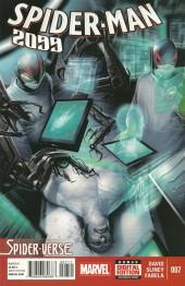 Spider-Man 2099 (2014) -7- Issue #7