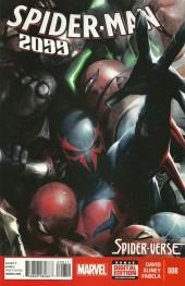Spider-Man 2099 (2014) -8- Issue #8