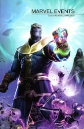 Marvel Events -2017- Marvel Events Les Sagas Cosmiques