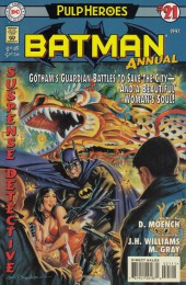 Batman (1940) -AN21- Annual 21: The screams of the green dragon