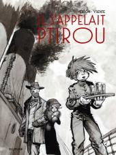 Spirou et Fantasio (Une aventure de.../Le Spirou de...) -12TL- Il s'appelait Ptirou