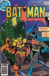 Batman Vol.1 (DC Comics - 1940) -312a- A caper a day keeps the bat at bay !