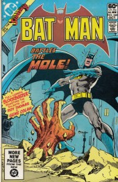 Batman Vol.1 (DC Comics - 1940) -340- A man called Mole