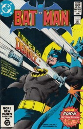 Batman Vol.1 (DC Comics - 1940) -343- A dagger so deadly