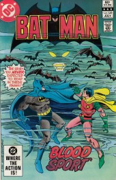Batman Vol.1 (DC Comics - 1940) -349- Blood sport