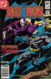 Batman Vol.1 (DC Comics - 1940) -350- Nightmare in crimson