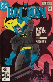 Batman Vol.1 (DC Comics - 1940) -351- What stalks the Gotham night ?