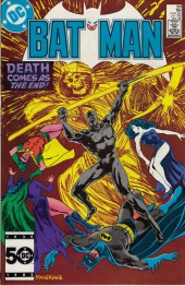Batman Vol.1 (DC Comics - 1940) -391- Death comes as the end