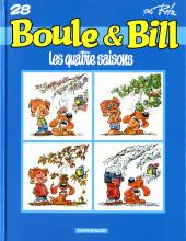 Boule et Bill -02- (Édition actuelle) -28- Les quatre saisons