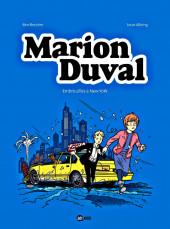 Marion Duval -27- Embrouilles à new york