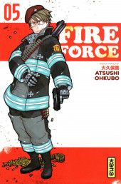 Fire Force -5- Tome 5