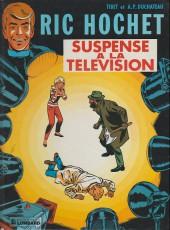 Ric Hochet -7a88- Suspense à la télévision