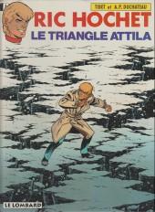 Ric Hochet -45b1994- Le triangle Attila